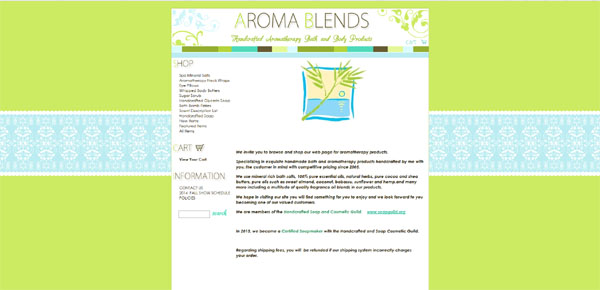 Aroma Blends