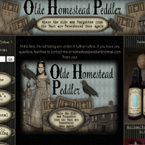 Olde Homestead Peddler