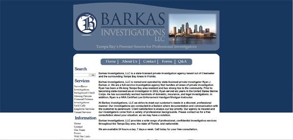 Barkas Investigations