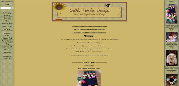 Cath's Pennies Designs