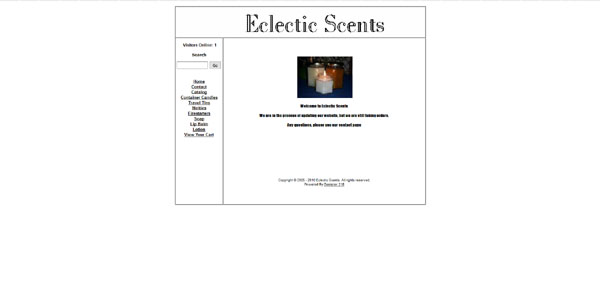Eclectic Scents