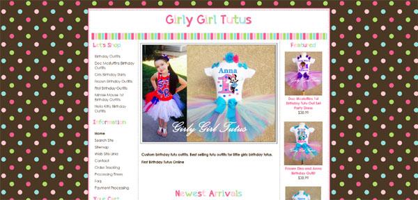 Girly Girl Tutu's