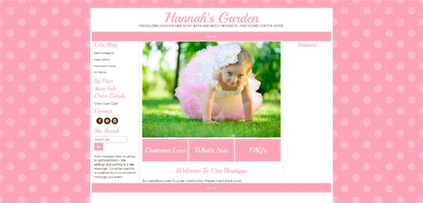 Hannahs Garden