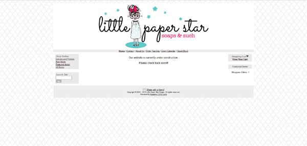 Little Paper Star