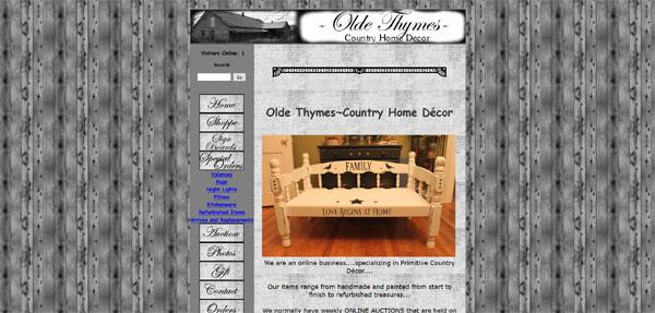 Olde Thymes