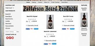 Patterson Beard Products