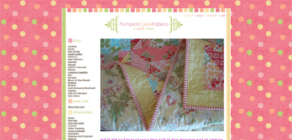 Pumpkin Creek Fabrics