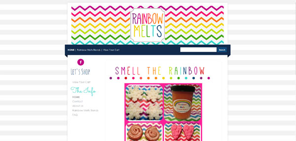 Rainbow Melts