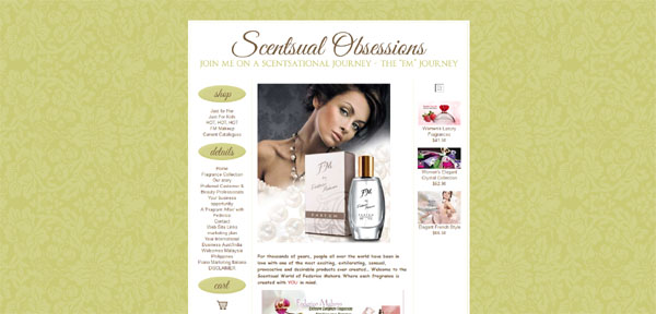 Scentsual Obsessions