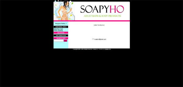 Soapy Ho