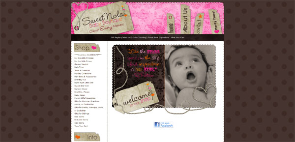 Sweet Nola Baby Boutique