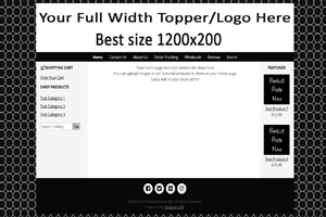 Black FullWidth Top Featured