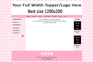 Pink FullWidth Top Featured