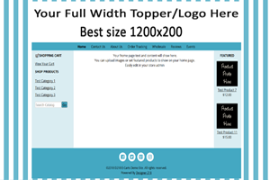 Teal FullWidth Top Featured