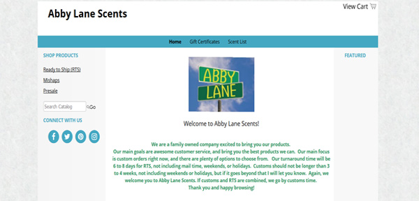 Abby Lane Scents