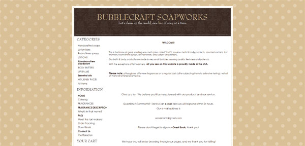 Bubble Craft Soapworks