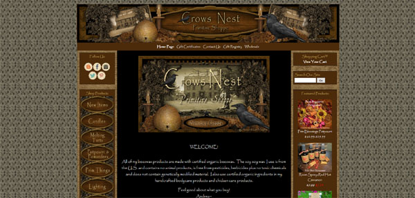 Crows Nest Primitive Shoppe