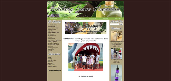 Hickory Grove Aromatics