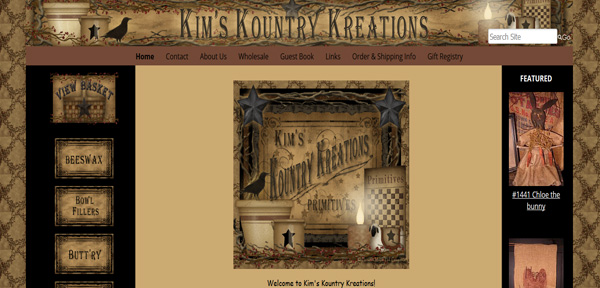 Kim's Kountry Kreations