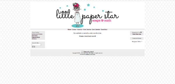 Little Paper Star