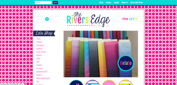 Rivers Edge Fabrics