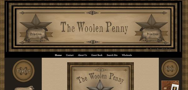The Woolen Penny